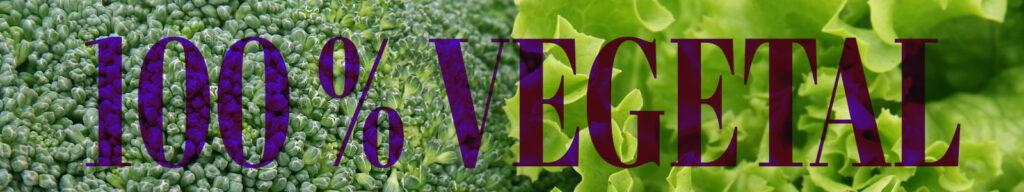 En tendencia: 100% vegetal