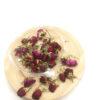Botones de rosas mini deshidratados
