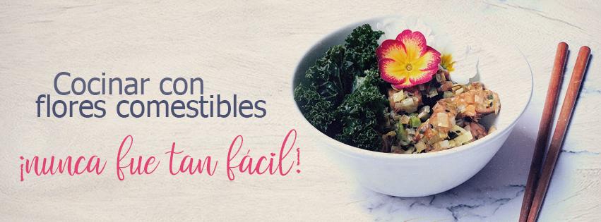 Lista flores comestibles