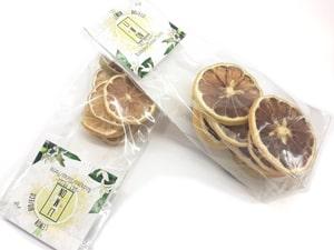 Limones ecologicos deshidratados